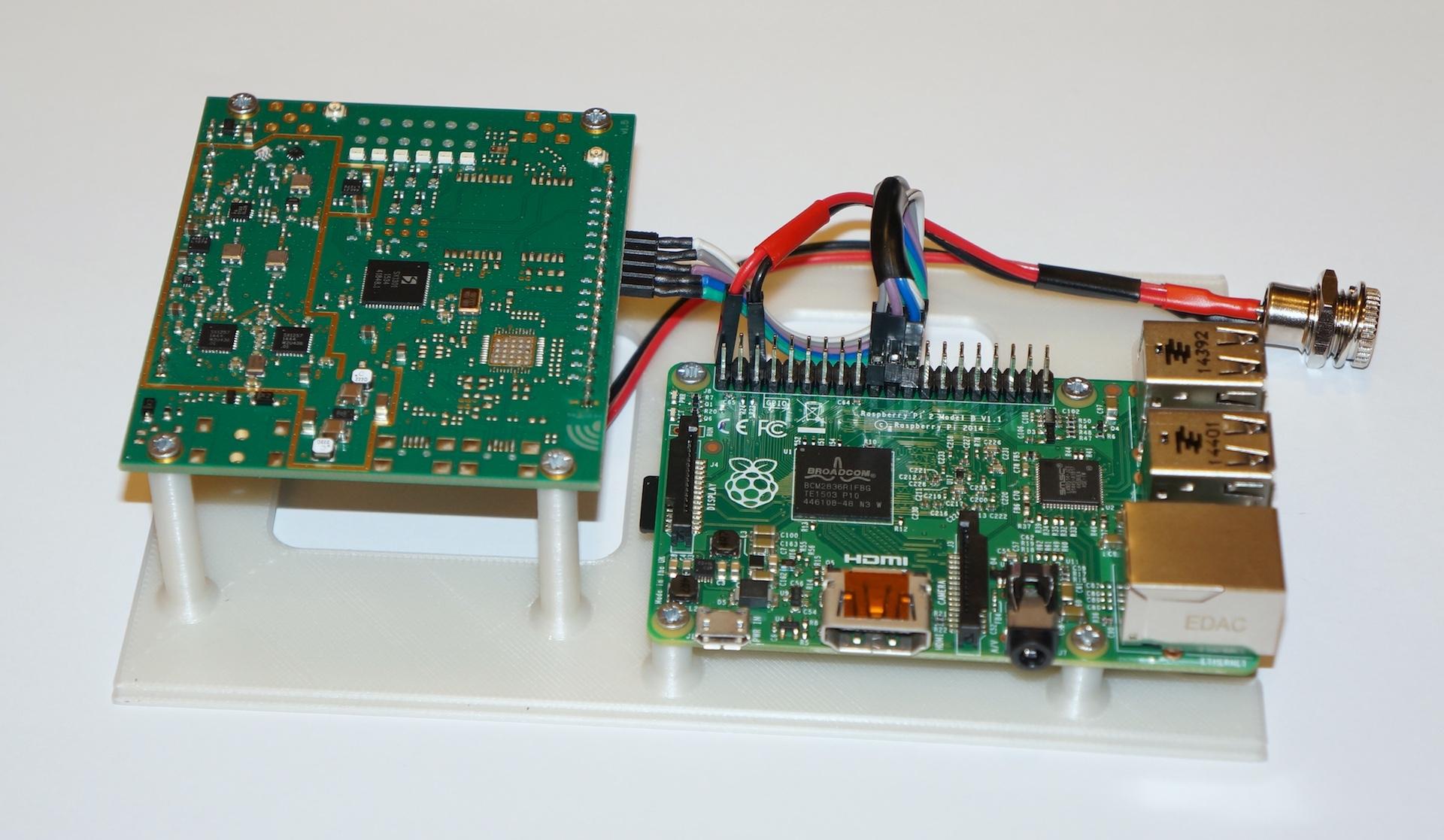 Building a LoRaWan gateway for TTN – Kinety IoT Labs